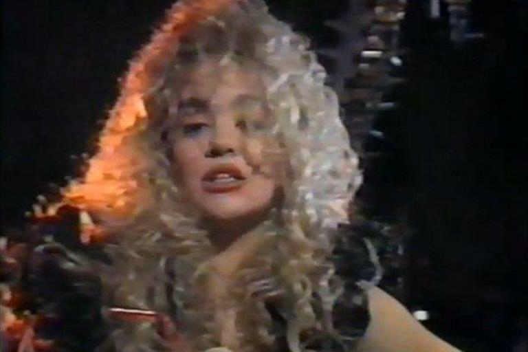 Severina nekada 1991