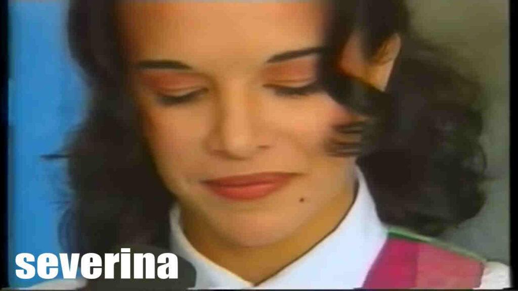 Severina nekada, album Dalmatinka 1993