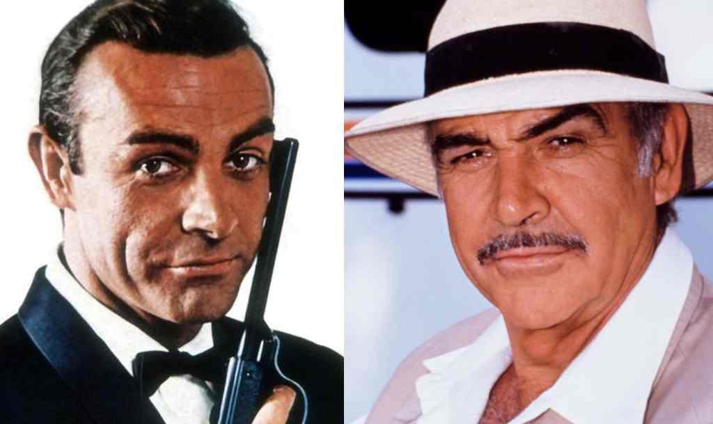 James Bond Sean Conery
