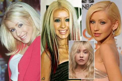 Christina-Aguilera mirror screenshot