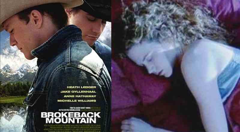 Nikol Kidman i Planina Broukbek